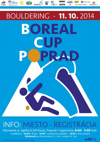 boreal cup poprad
