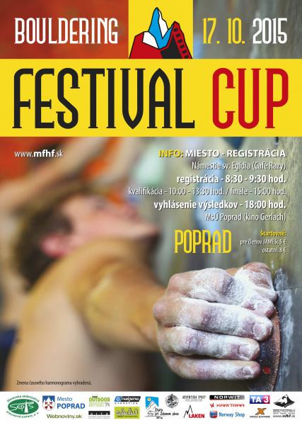 20 kat Reklama FESTIVAL CUP PP