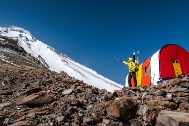 Iránske skialpové dobrodružstvo