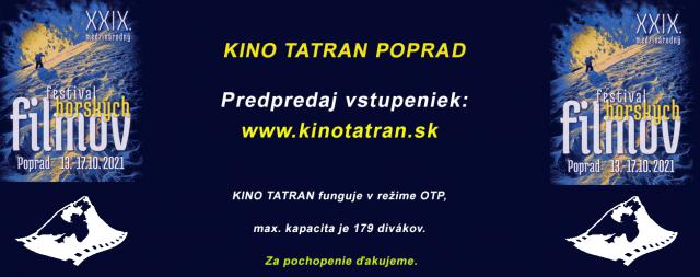 Kino Tatran Poprad